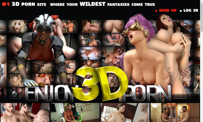 Porn site 3d 3d porn