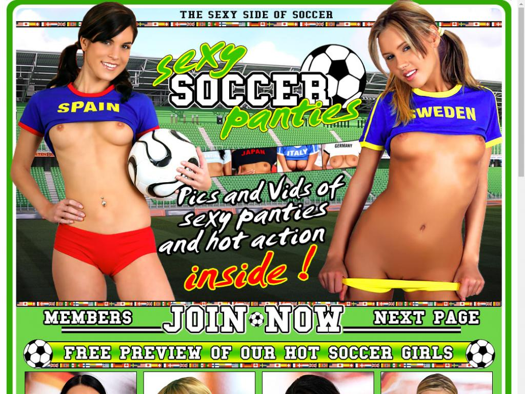 Agree, amusing panties sexy soccer only reserve