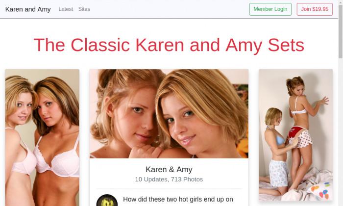 karen and amy