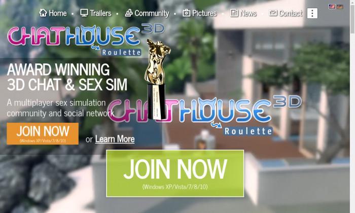 chathouse 3 d roulette