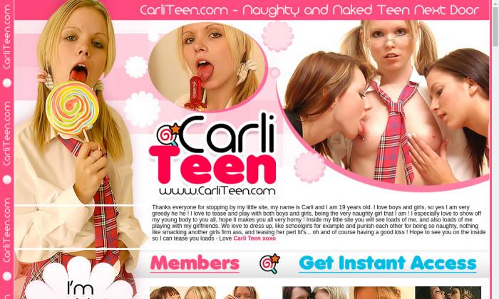 carli teen