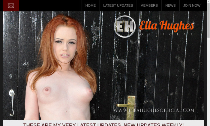 ella hughes official