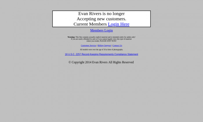 evan rivers