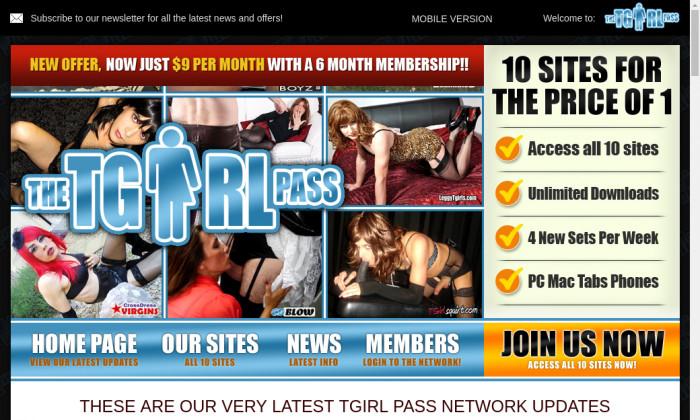 the tgirl pass