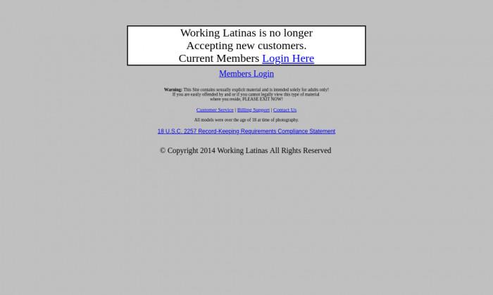 working latinas