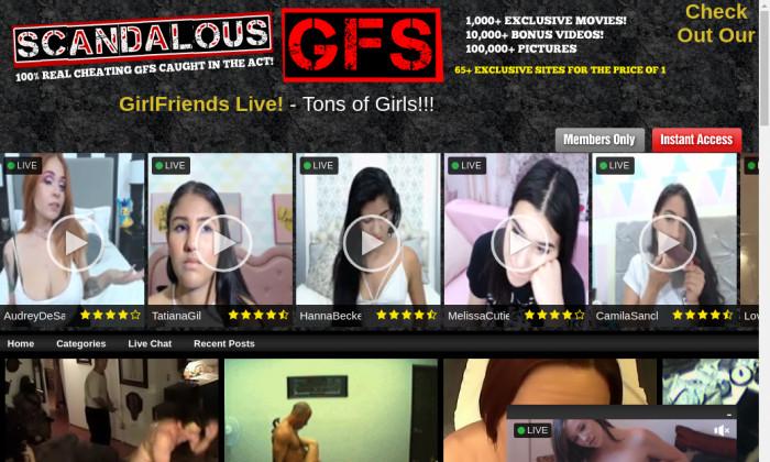 scandalous g fs