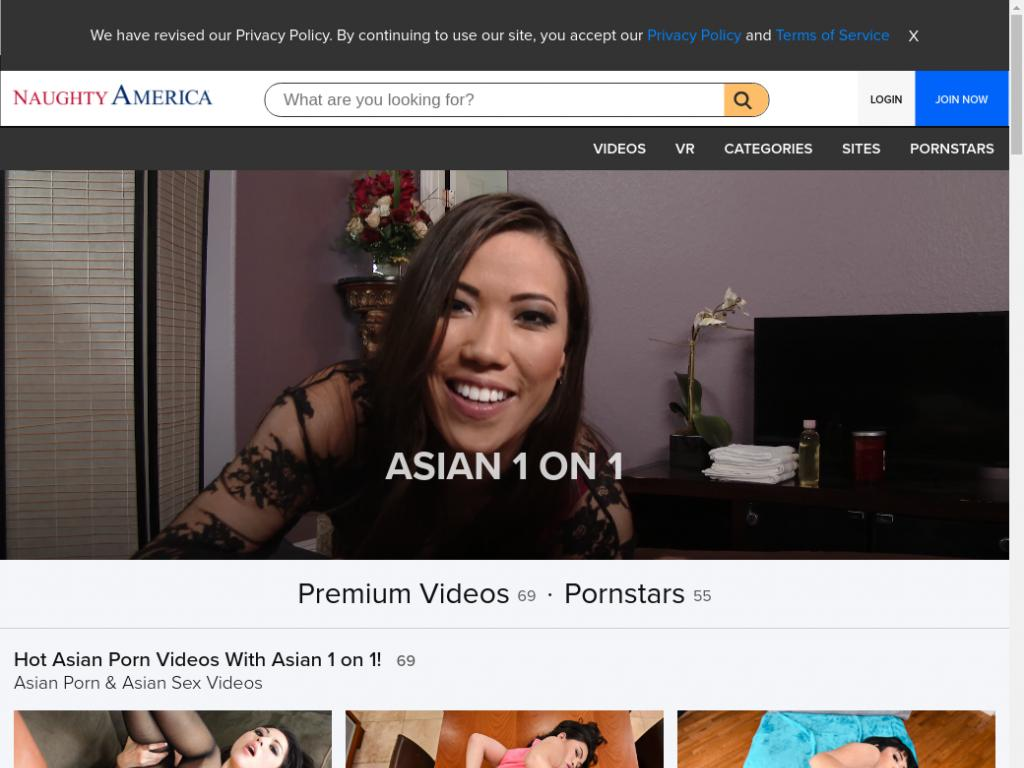 asian on web