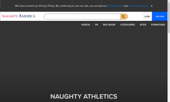 naughty athletics