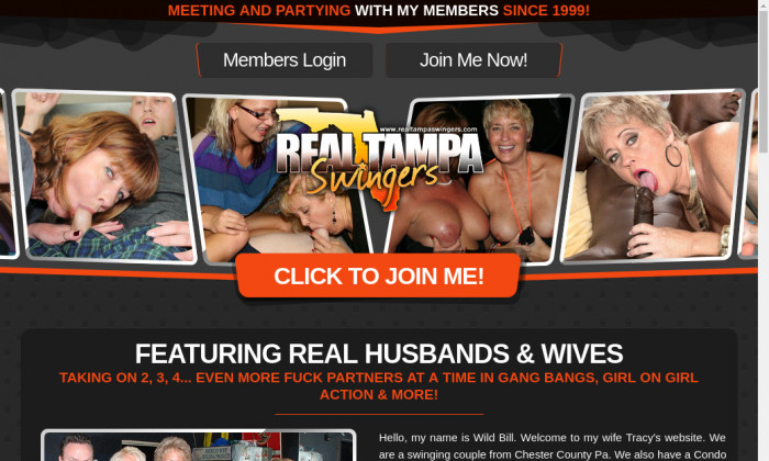 real tampa swingers