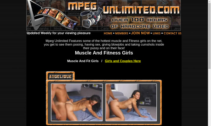 mpeg unlimited