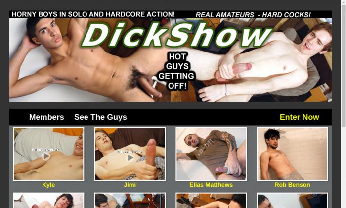dick show