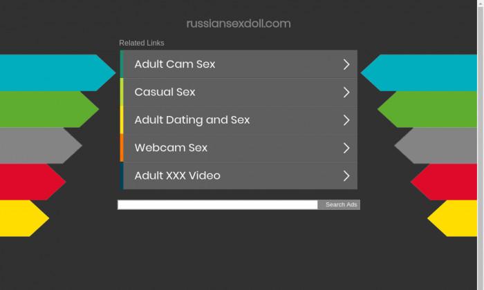 russian sexdoll
