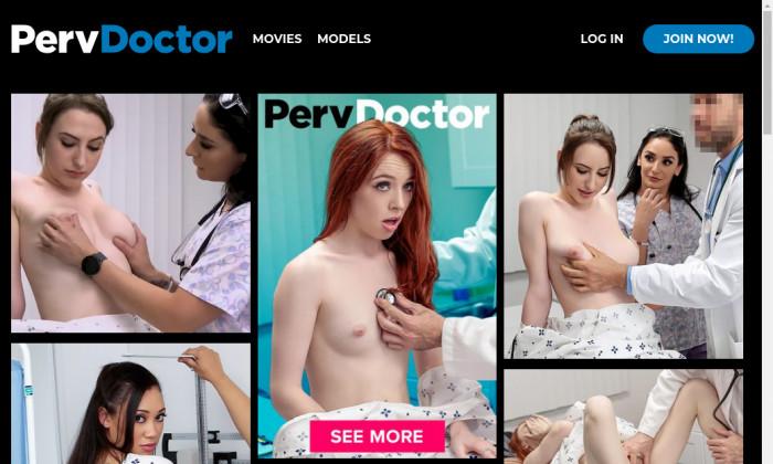 perv doctor